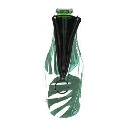 ML-136 zložljivi hladilni ovoj za steklenice 330 ml sublimacijski tisk v barvah