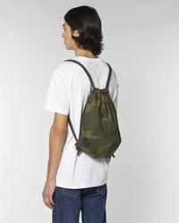 STAU769 Kamuflažna športna vrečka Športna vrečka