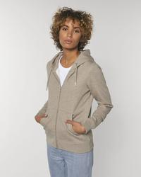 STSW149 Stella Editor The iconic women's zip-thru hoodie sweatshirt