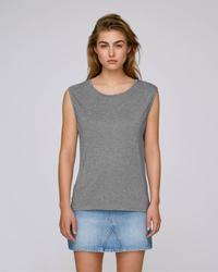 STTW245 Stella Sparkles Modal The women's modal sleeveless t-shirt