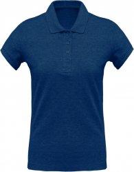 20.K210 Kariban | K210 ženska Polo majica iz organskega Pique bombaža