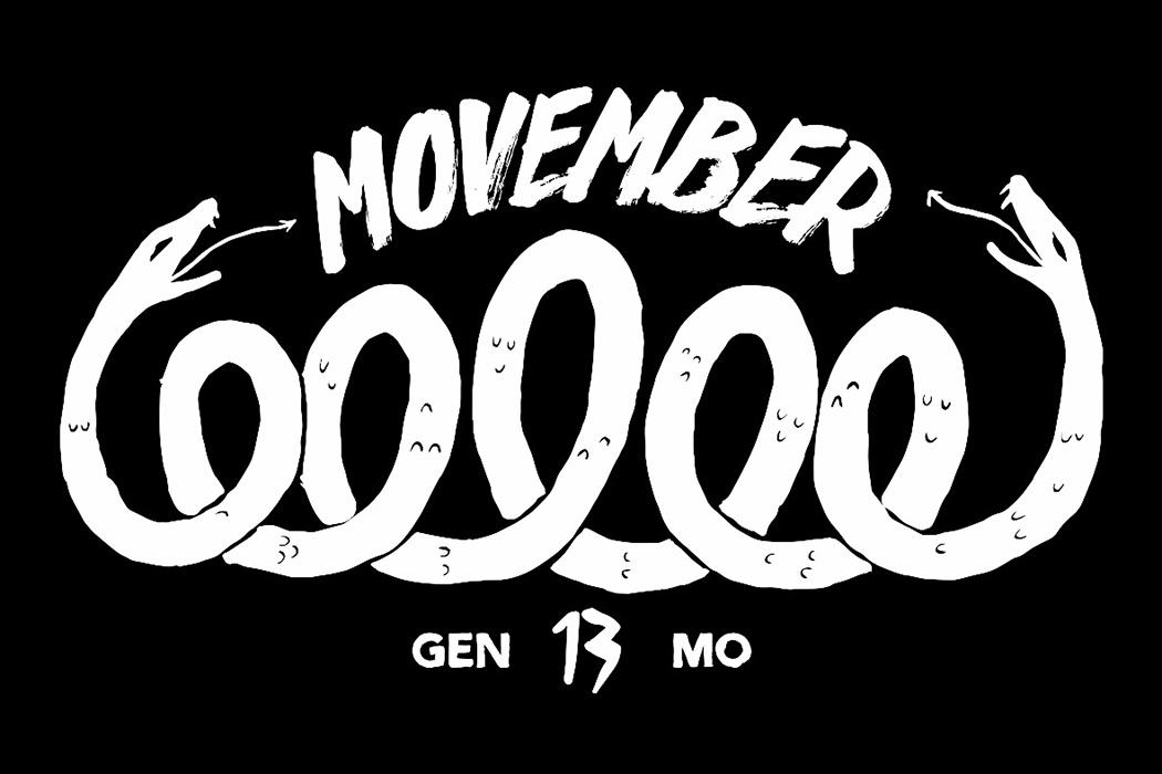 Movember : la bataille contre les cancers de la prostate et des testicules