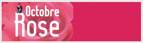 Octobre Rose 2011 : les Mardis Roses de l'Institut Curie