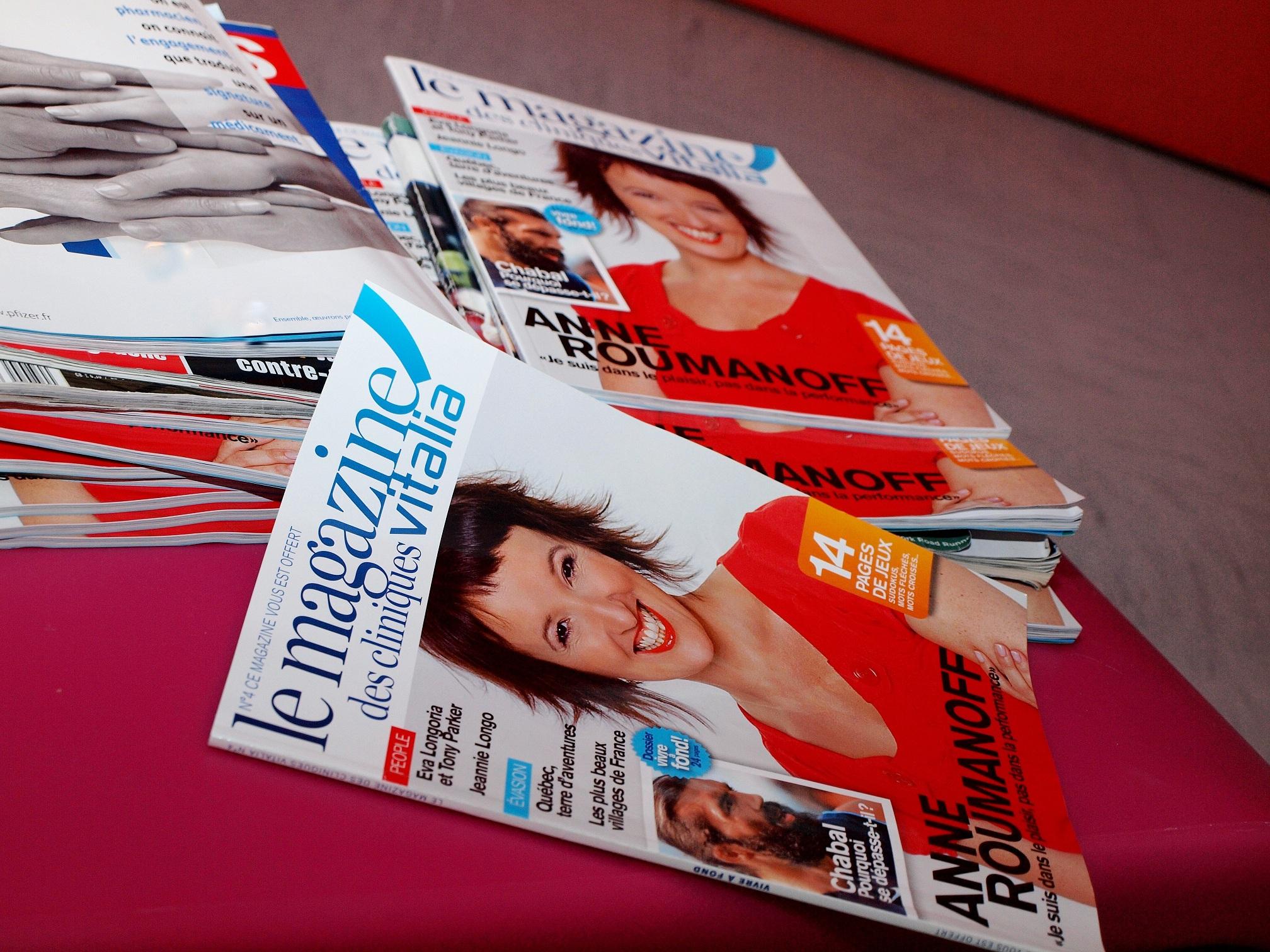 Le magazine de Vitalia