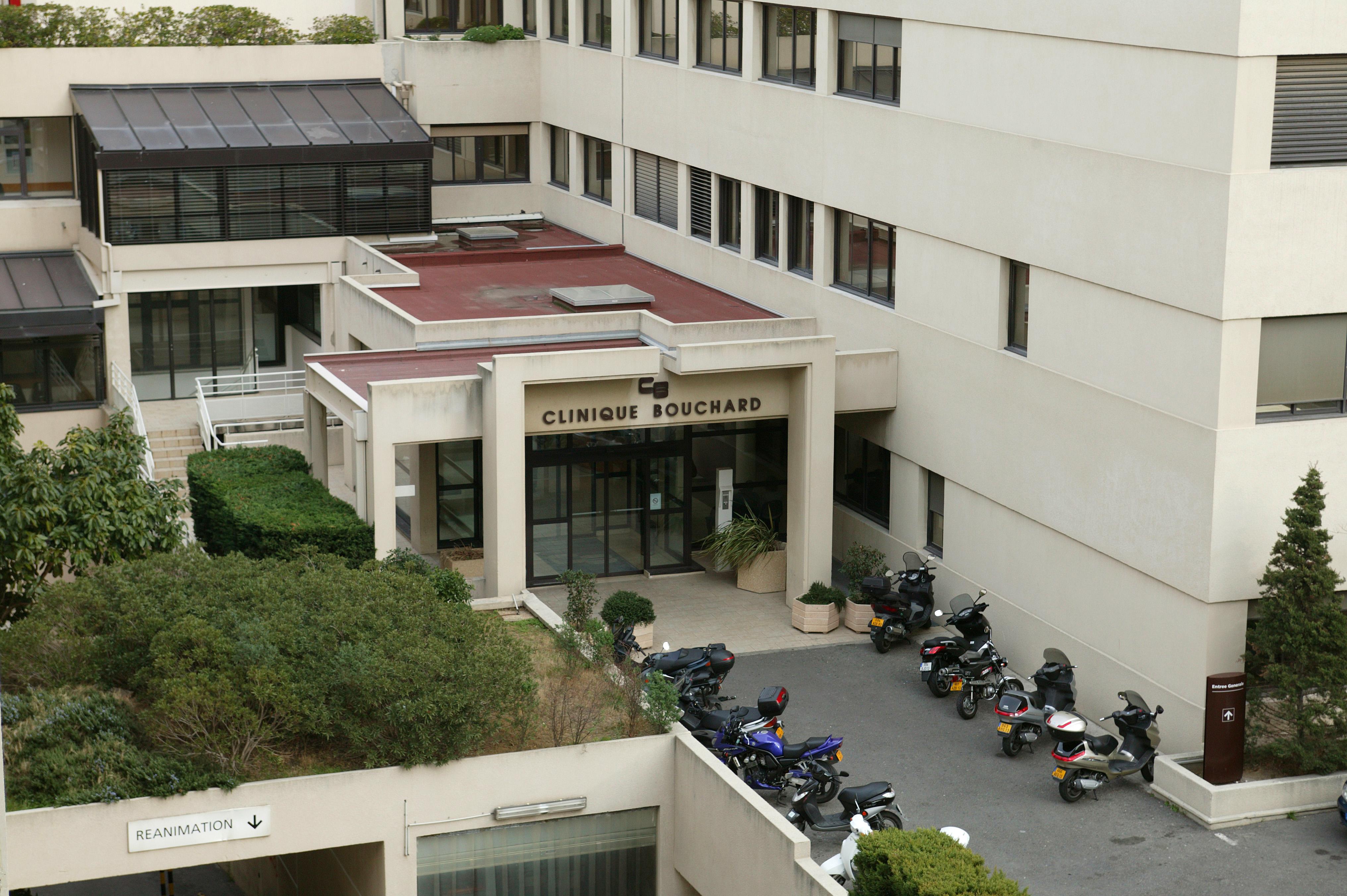 L'extérieur de la Clinique Bouchard.jpg