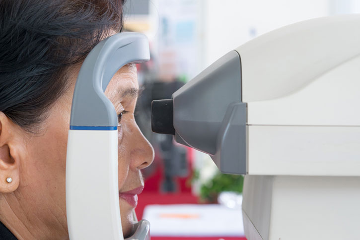 pression intra-oculaire et glaucome