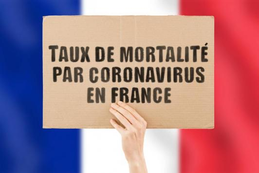 Covid-19 et patients hospitalisés en France :