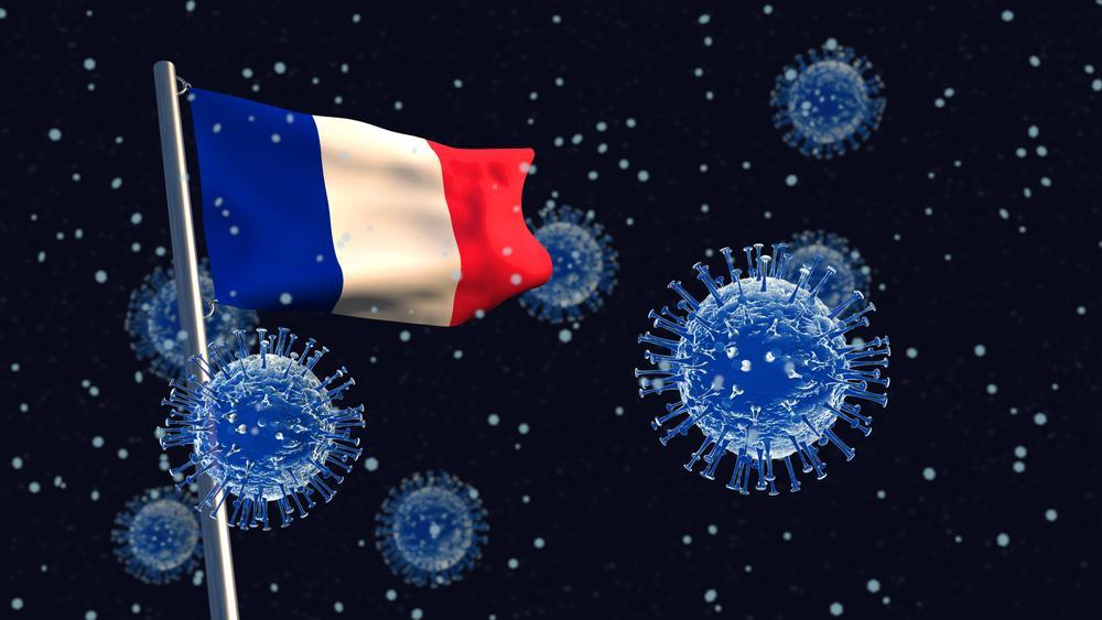 Covid-19 et décès de patients hospitalisés en France :