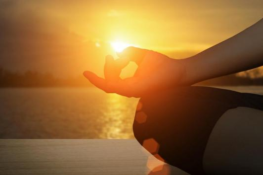 Méditation de pleine conscience :