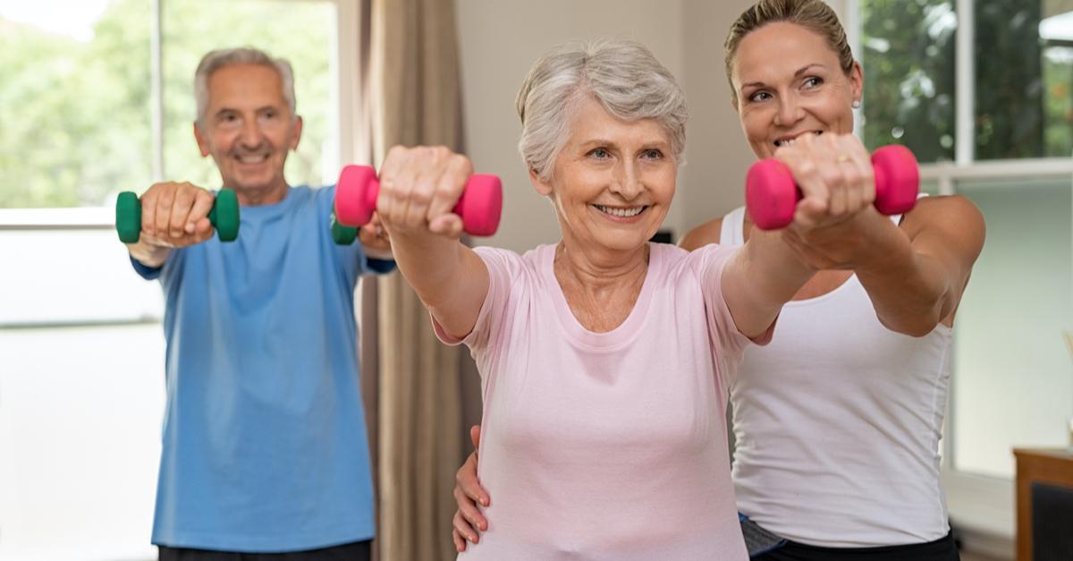 Seniors et ostéoporose :
