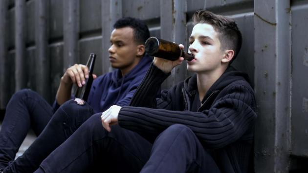 Alcoolet adolescence :