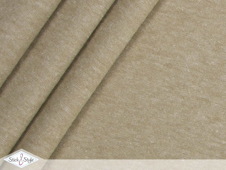 jersey baumwolle uni hellbraun meliert stoffe und meterware g nstig online. Black Bedroom Furniture Sets. Home Design Ideas