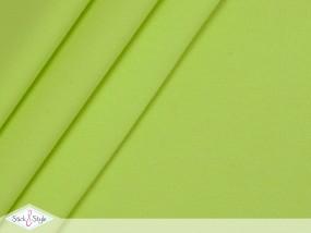 Jersey Baumwolle Uni - lime