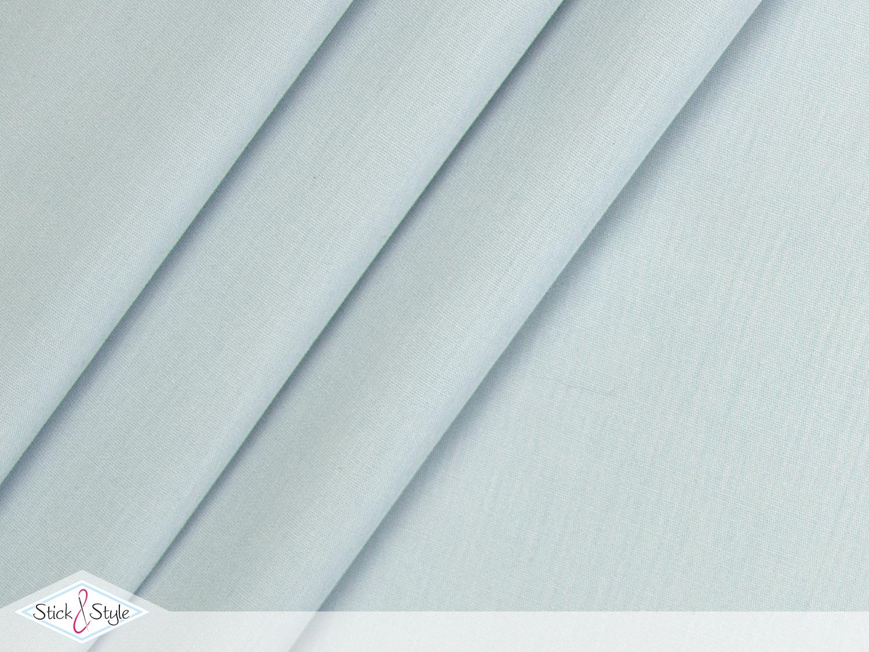 stoff baumwolle uni hellgrau uni baumwolle stoffe stoffe und meterware g nstig online. Black Bedroom Furniture Sets. Home Design Ideas