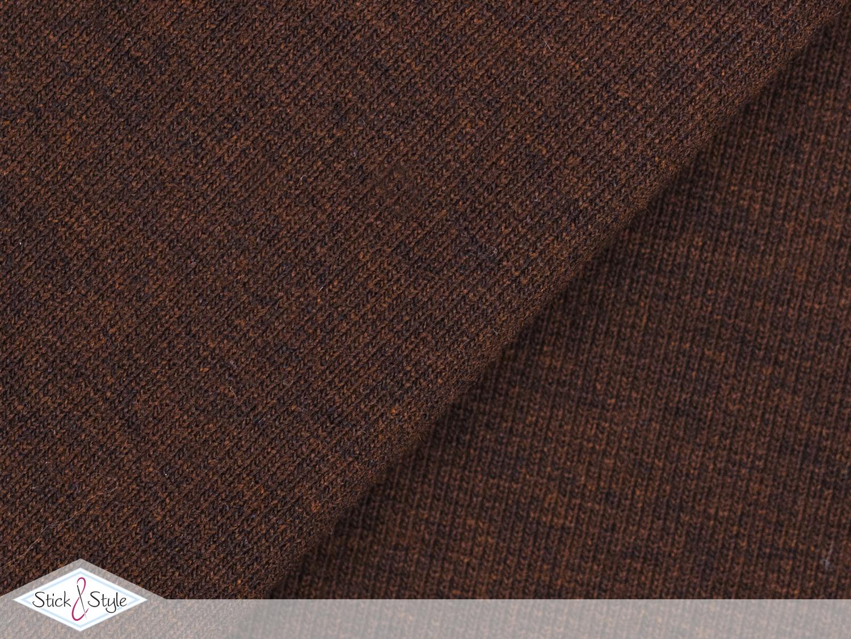 b ndchen schwarz meliert dunkelbraun schlauchware stoffe und meterware g nstig online. Black Bedroom Furniture Sets. Home Design Ideas
