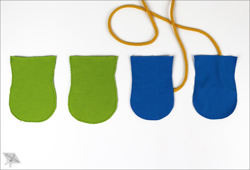 Kostenlose Anleitung Baby Handschuhe | Stick & Style &#9829 ...