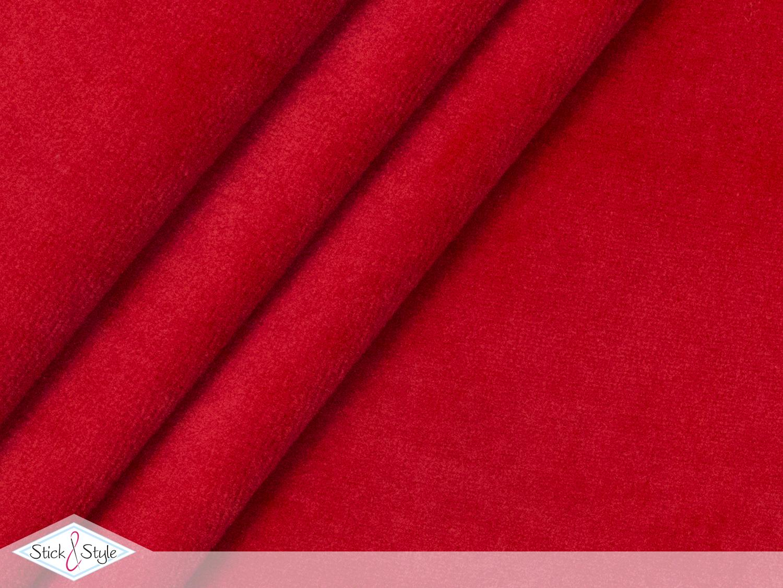 nicky kuschelig warme stoffe stoffe und meterware g nstig online. Black Bedroom Furniture Sets. Home Design Ideas