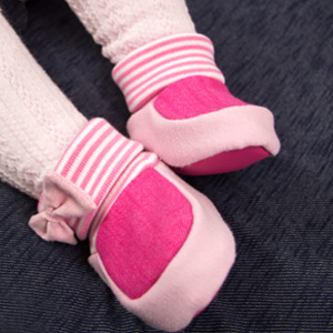 finest selection 60007 99d85 Kostenlose Anleitung Baby Schuhe | Stick & Style ♥ ...