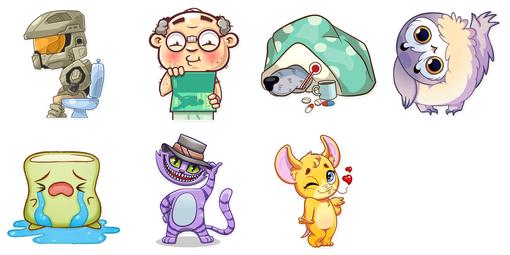 Telegram v4.8.5 Update Brings Sticker Search Field and