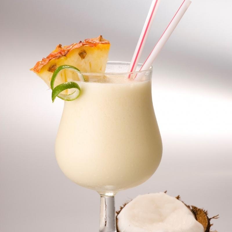 Mocktail piña colada