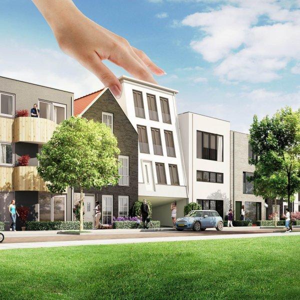 Nieuwbouwproject Boddenkamp te Enschede