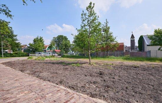Nieuwbouwproject Zuideinde 79 Westzaan - bouwkavels te Westzaan