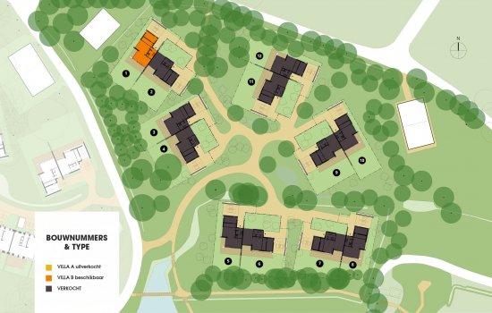 Nieuwbouwproject Parkwonen in 't Vaneker te Enschede
