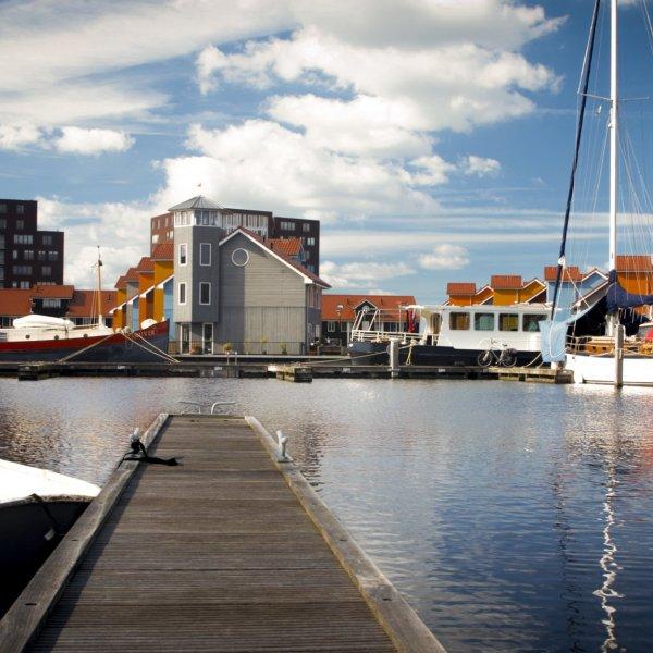 Nieuwbouwproject Reitdiep fase 3 | Tuikwerd in Groningen