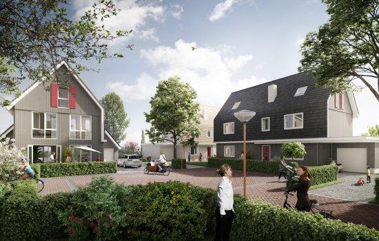 Nieuwbouwproject Brokking aan de Zaan te Wormerveer