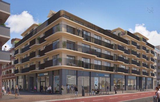 Nieuwbouwproject Leidsche Rijn Centrum | De Victoria te Utrecht