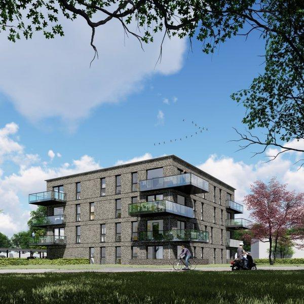 Nieuwbouwproject Mooi Vredeveld te Assen