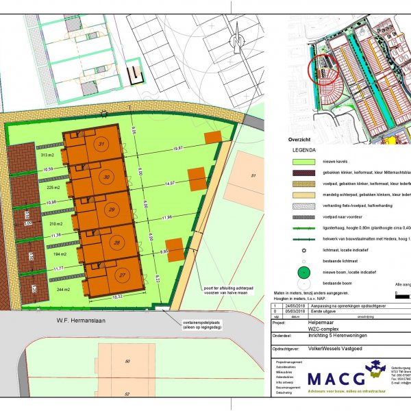 Nieuwbouwproject XPREZZO fase 2 | Helpermaar in Groningen