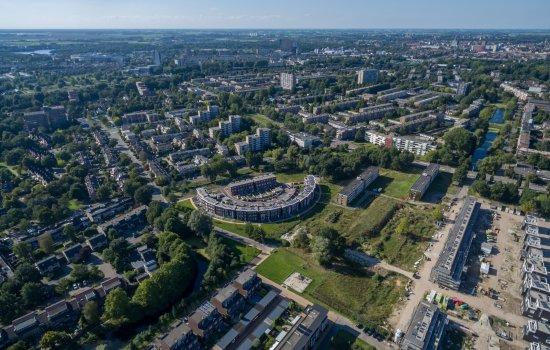 Nieuwbouwproject XPREZZO fase 2 | Helpermaar te Groningen