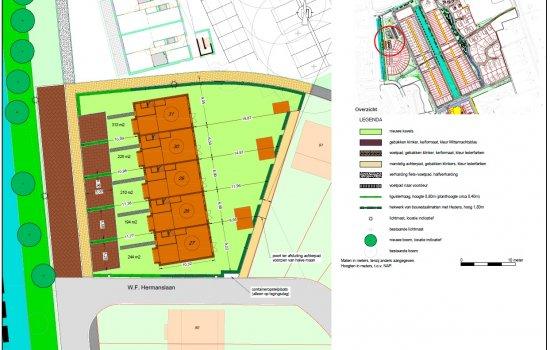 Nieuwbouwproject XPREZZO fase 2 te Groningen