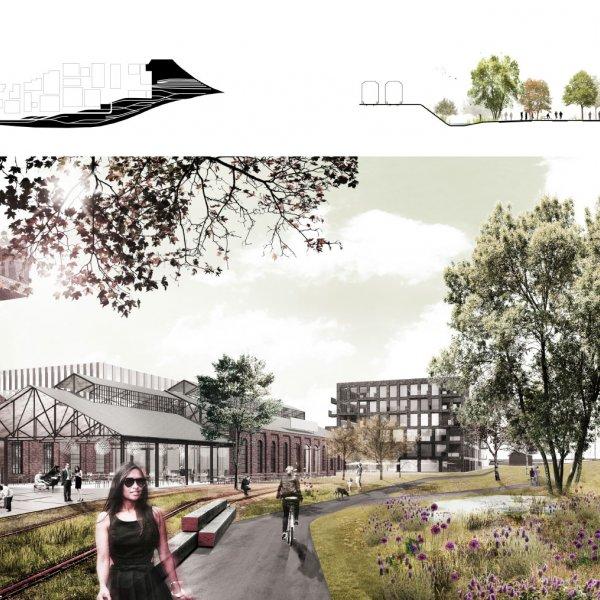 Nieuwbouwproject Wisselspoor in Utrecht