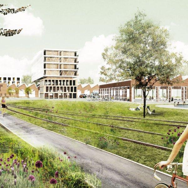 Nieuwbouwproject Wisselspoor te Utrecht