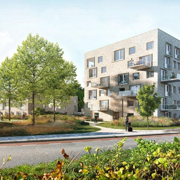 Nieuwbouwproject Slotgraven in Hardenberg