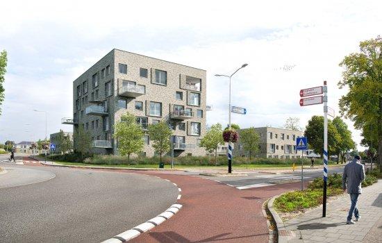 Nieuwbouwproject Slotgraven te Hardenberg