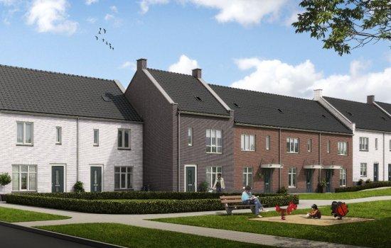 Nieuwbouwproject Loerik III Noord te Houten te Houten