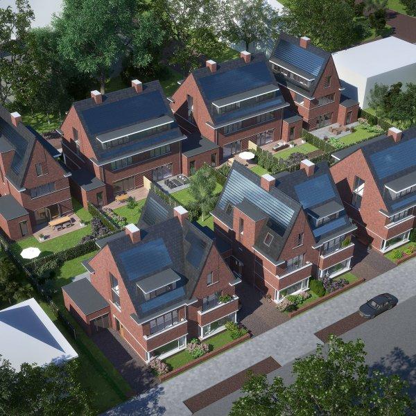 Nieuwbouwproject 12 Pauwen te Den Haag