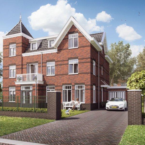 Nieuwbouwproject Vroongoed te Den Haag