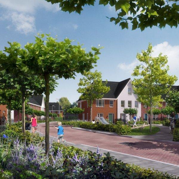 Nieuwbouwproject Platanenhof te Zeist te ZEIST