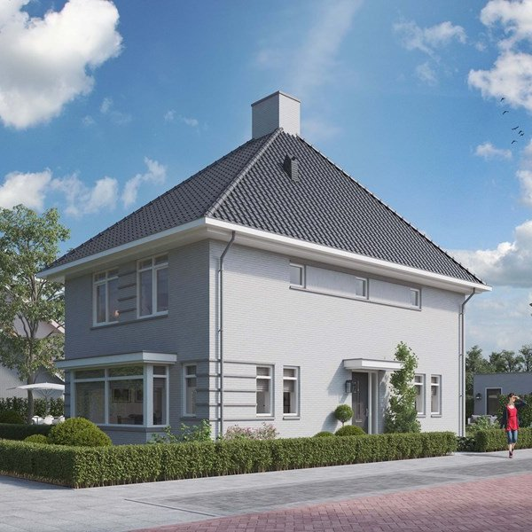 Nieuwbouwproject Cuijkse Tuinen Fase E in Cuijk