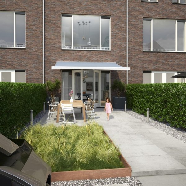 Nieuwbouwproject Op Smaak - 22 Energieneutrale Parkwoningen in Utrecht