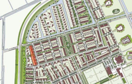 Nieuwbouwproject Moderne Herenhuizen Stadshagen te Zwolle