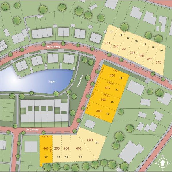 Nieuwbouwproject Bergeijk - Trilo in Bergeijk