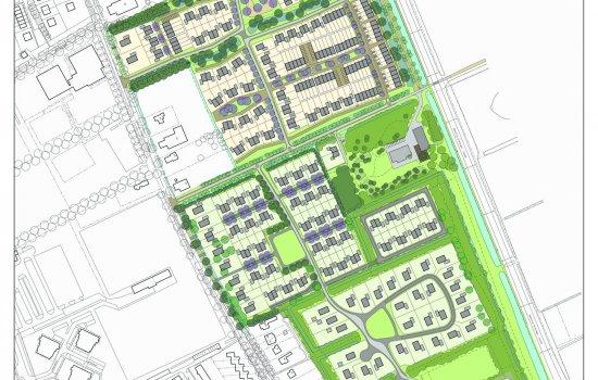 Nieuwbouwproject Harenerholt | fase 5 rijwoning te Haren Gn