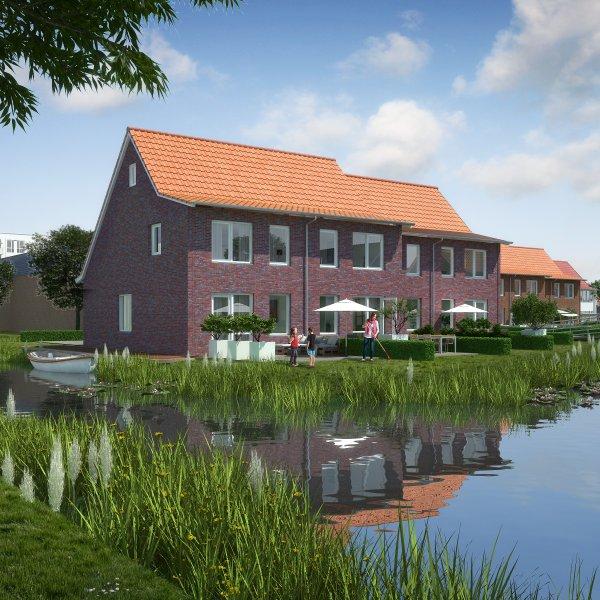 Nieuwbouwproject Waterrijk te Boskoop