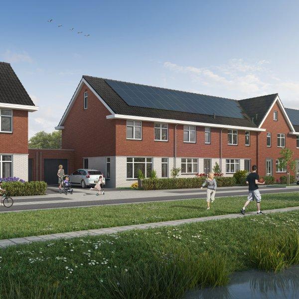 Nieuwbouwproject Grandeur Breecamp-Oost te Zwolle