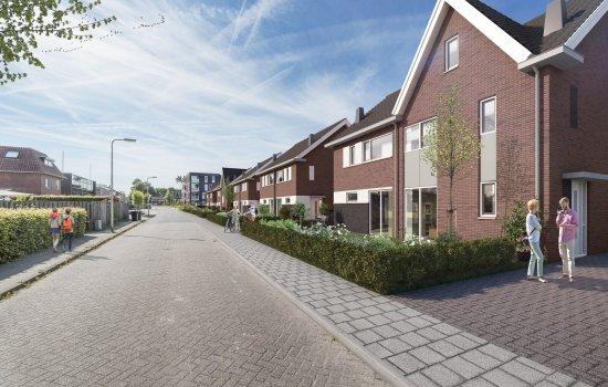 Nieuwbouwproject Nieuw Frankenhuis te Haaksbergen